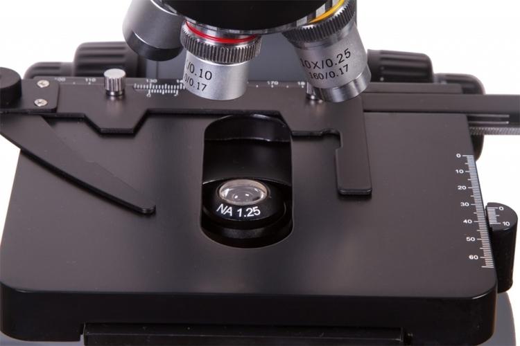 Mikroskop trójokularowy Levenhuk 740T #M1