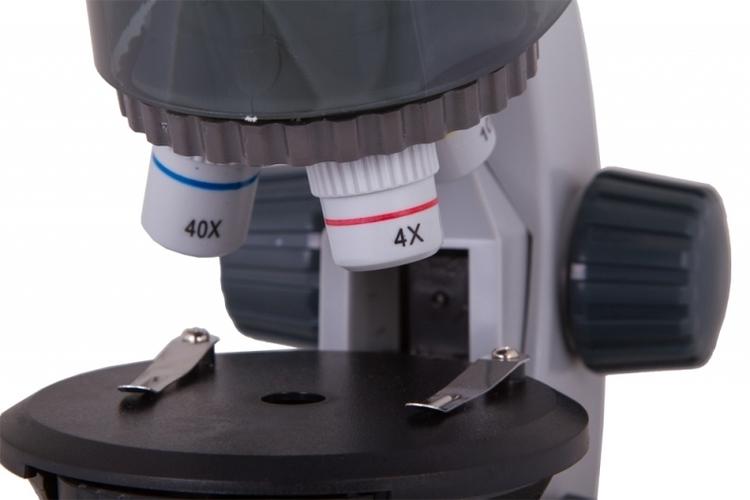 Mikroskop Levenhuk LabZZ M101 kamień księżycowy #M1