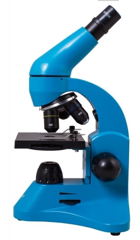 Mikroskop Levenhuk Rainbow 50L Azure Lazur #M1