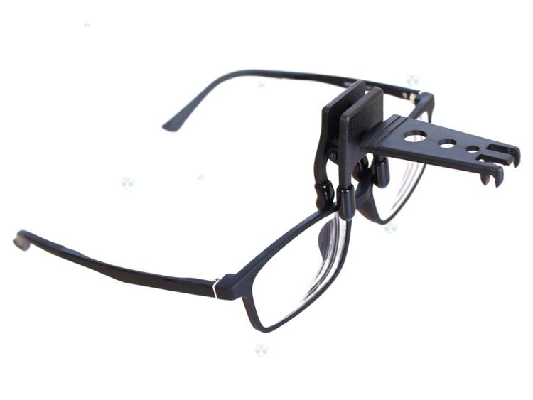 Okulary powiększające Levenhuk Zeno Vizor G0 #M1