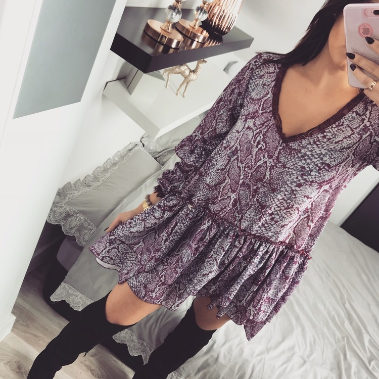 Piękna sukienka od polskiegonproducenta