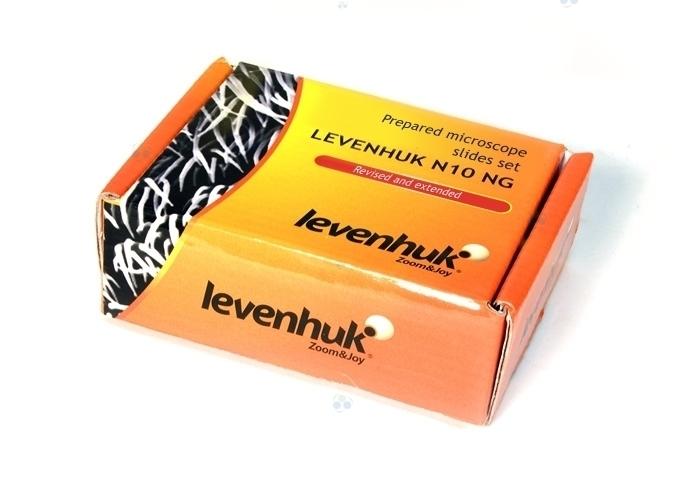 Zestaw do eksperymentów Levenhuk N10 NG #M1
