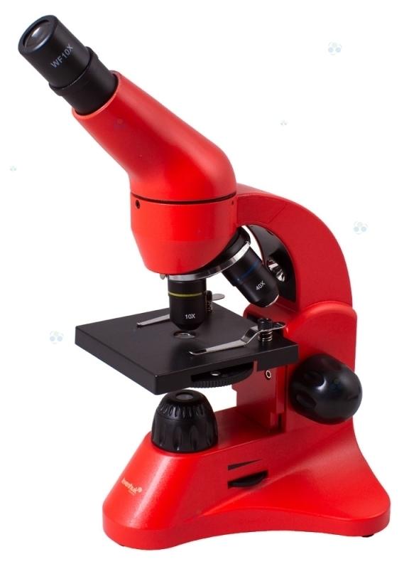 Mikroskop Levenhuk Rainbow 50L Orange\Pomarańczowy #M1