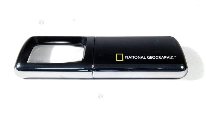 Lupa Bresser National Geographic 3x, 35x40 мм #M1