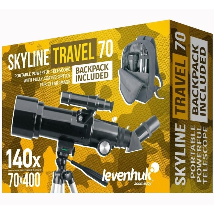Teleskop Levenhuk Skyline Travel 70 #M1