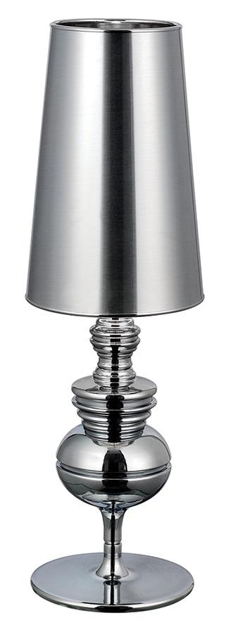 Lampa biurkowa QUEEN 18 chromowana