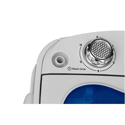 Adler Washing machine AD 8051 Top loading, Washing capacity 3 kg, Unspecified RPM, Unspecified, Depth 37 cm, Width 38 cm, White/ w Strefie Komfortu