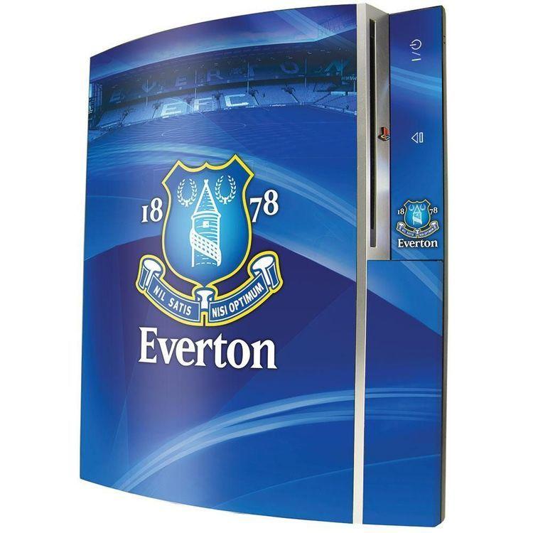 Skórka konsoli PS3 Everton FC