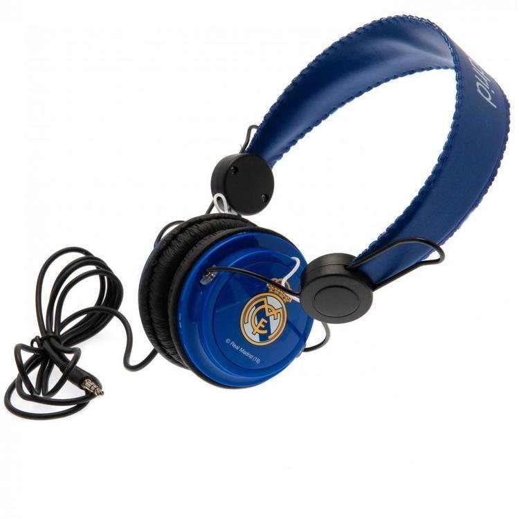 Słuchawki FC Real Madryt