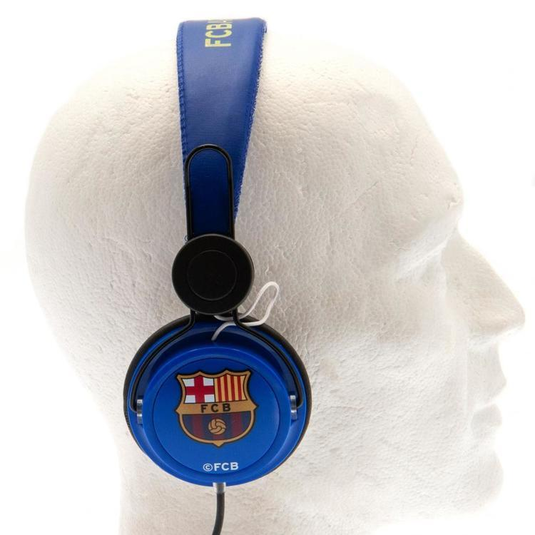 Słuchawki FC Barcelona