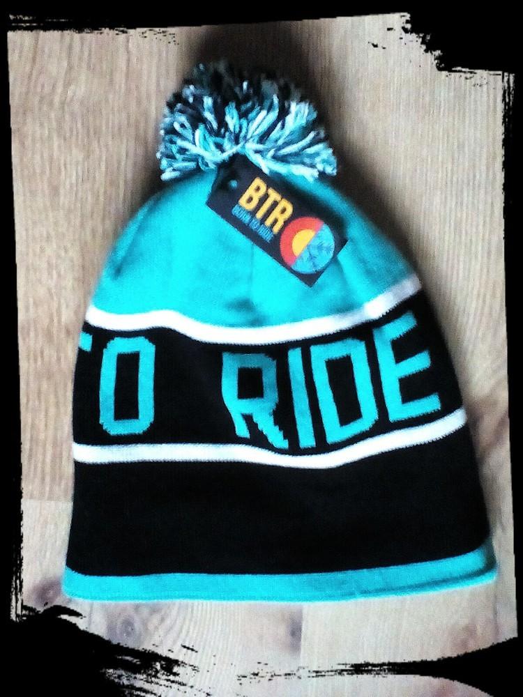 Nowa czapka Born to Ride