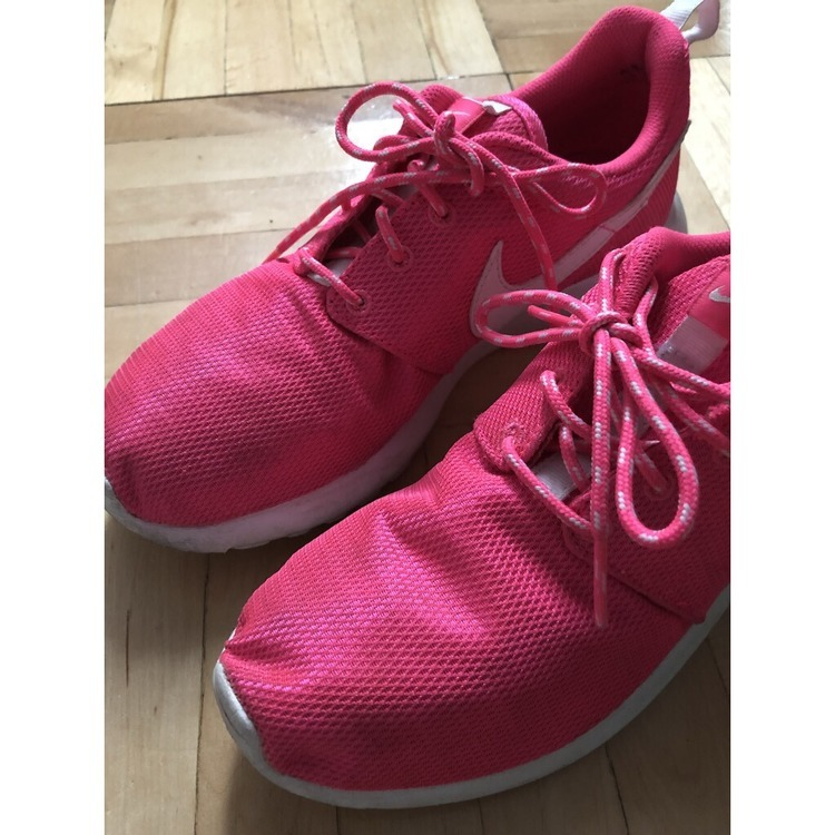 Buty nike Roshe Run różowe