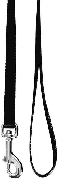 Zolux Smycz dla kota nylon 1 m/10 mm kol. czarny Dostawa GRATIS od 159 zł + super okazje