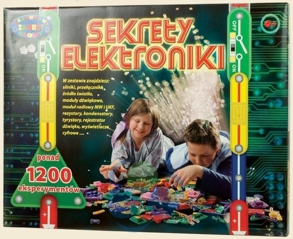 SEKRETY ELEKTRONIKI. Ponad 1200 eksperymentów