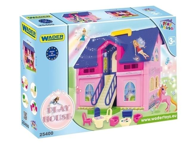 Play House Domek dla Lalek - WADER 25400 - #A1