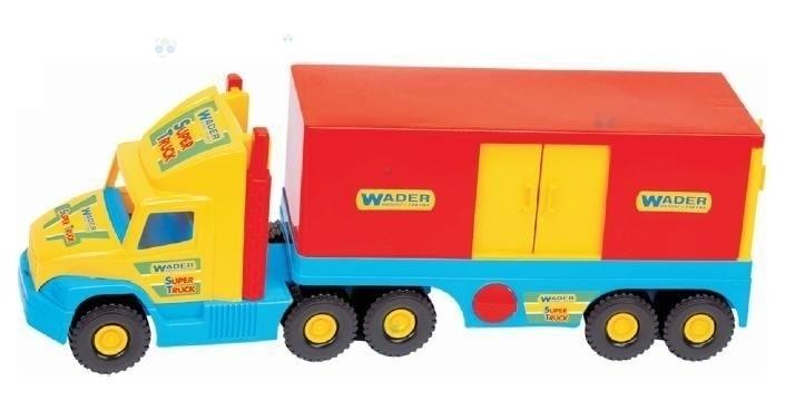 Super Truck Kontener - WADER 36510 - #A1