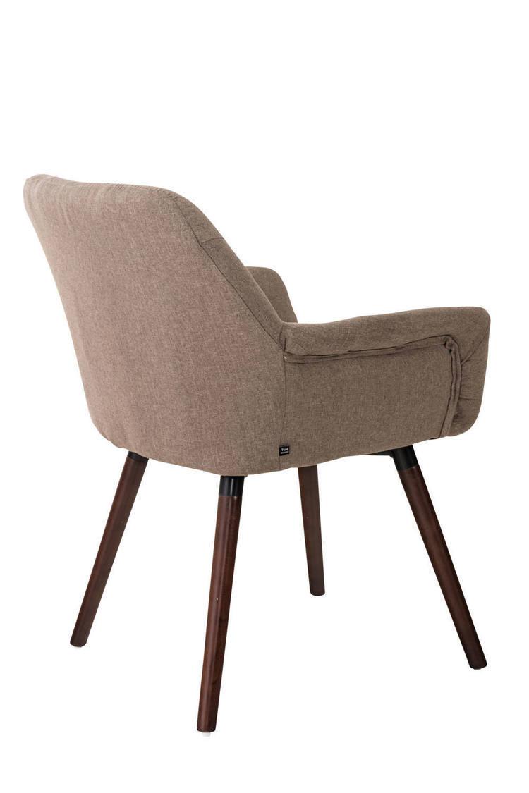 Krzesło turystyczne z orzecha Cassidy