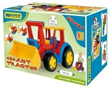 Gigant Truck Traktor Spychacz WADER 66000 #A1