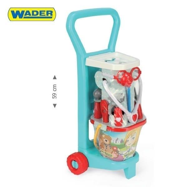 ZESTAW MAŁY DOKTOR WADER - 10775 #A1