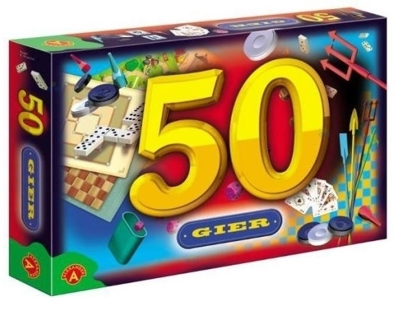 ŚWIAT 50 GIER