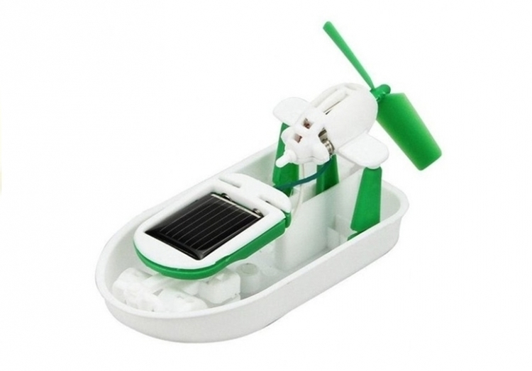 EDUKACYJNY ZESTAW ROBOT SOLARNY SOLAR KIT 6W1 #C1