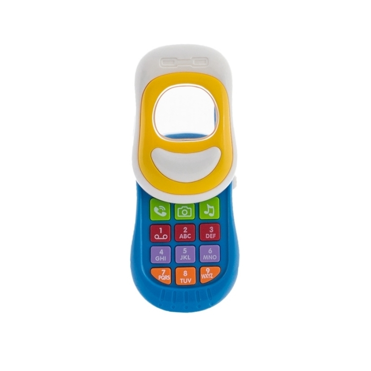 ZABAWKA TELEFON DLA MALUCHA #D1