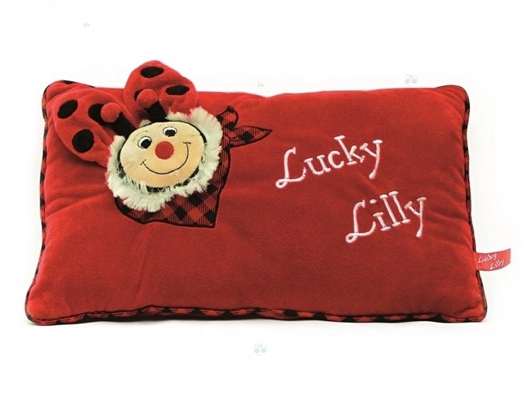 Lucky Lilly Pluszowa poduszka A34785 #N1