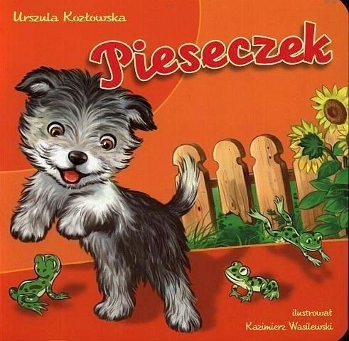 Pieseczek -książeczka dla dzieci