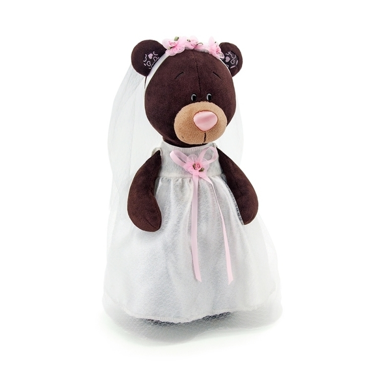 Przytulanka Pani Milk Panna Młoda 30cm #T1