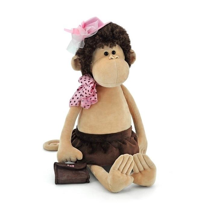 Przytulanka Małpka Luiza - 40cm #T1