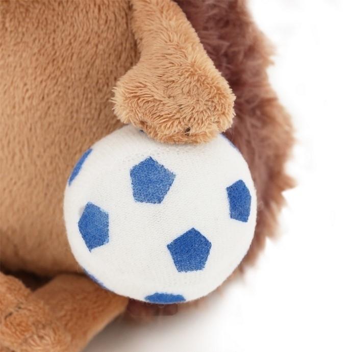 Przytulanka Jeżyk z piłką - 25 cm #T1
