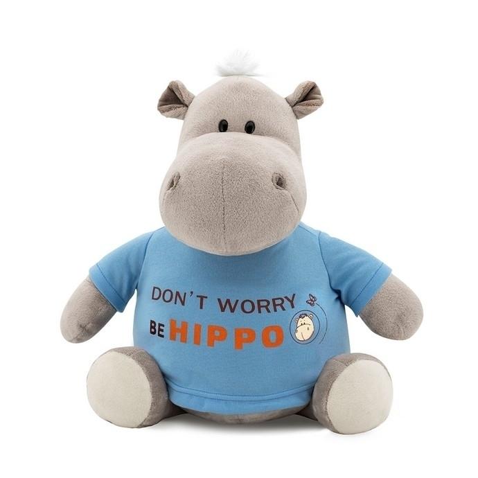 Przytulanka Hipopotam Po w bluzie Be Hippo 30cm #T1