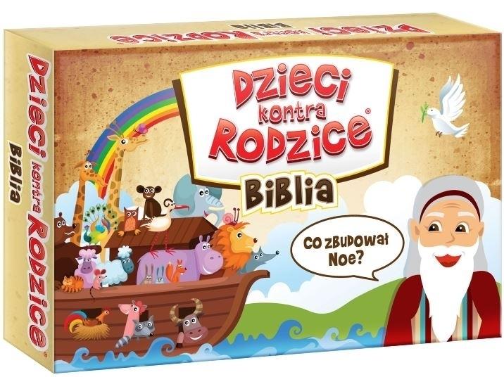 Gra rodzinna Dzieci kontra rodzice: Biblia