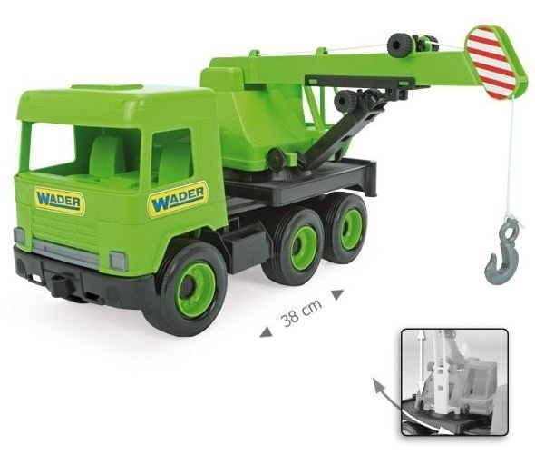 DŹWIG WADER MIDDLE TRUCK 32102 #A1