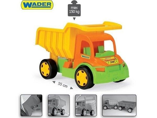 Gigant Truck Wywrotka Wader 65005 #A1