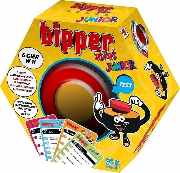 BIPPER MINI JUNIOR 9w1 gier elektronicznych