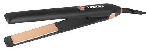Mesko Hair straightener MS 2312 Ceramic heating system, Display No, 30 W, Black w Strefie Komfortu
