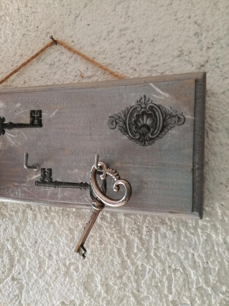 Wieszaczek na klucze