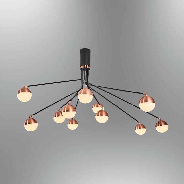 Lampa sufitowa plafon nowoczesny ozcan kuchnia  jadalnia salon sypialnia 4027-11