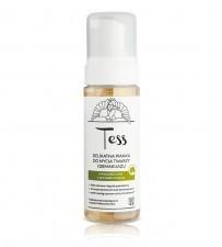 TESS, Delikatna pianka do mycia twarzy i demakijażu z przywrotnikiem, 150 ml