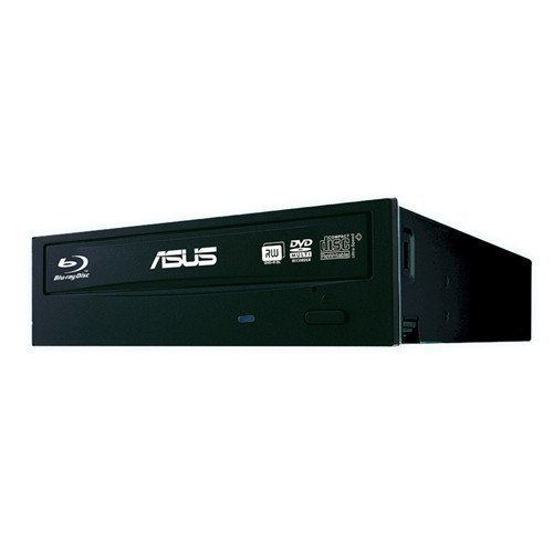 Asus BW-16D1HT Internal, Interface SATA, Blu-Ray DVD Combo, CD write speed 48 x, CD read speed 48 x, Black, Desktop w Strefie Komfortu
