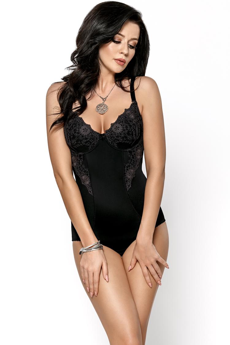 Body Livia G184 Czarne Rozmiar 80 F