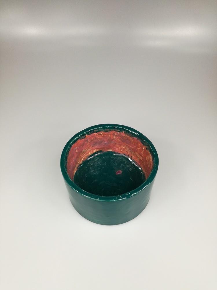 Pojemnik ceramiczny na drobiazgi by Lady Kate