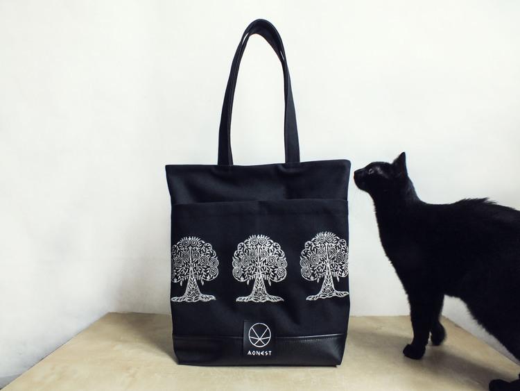 Torebka BODHI TREE