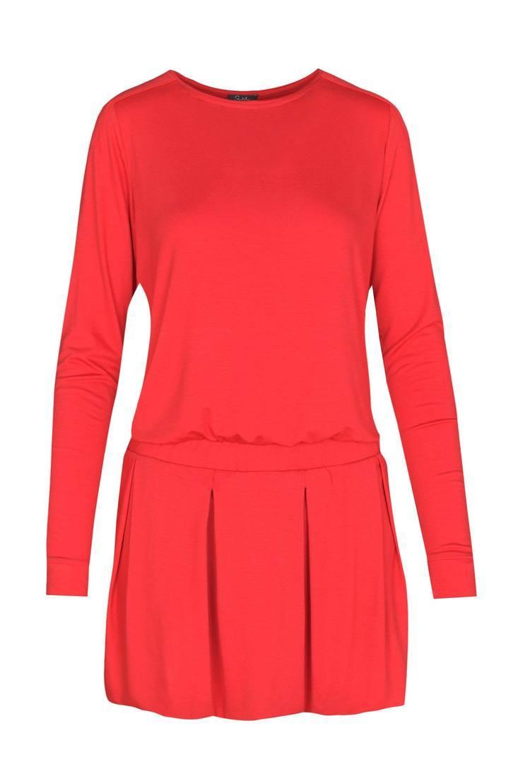 Sukienka BULLET - czerwona S