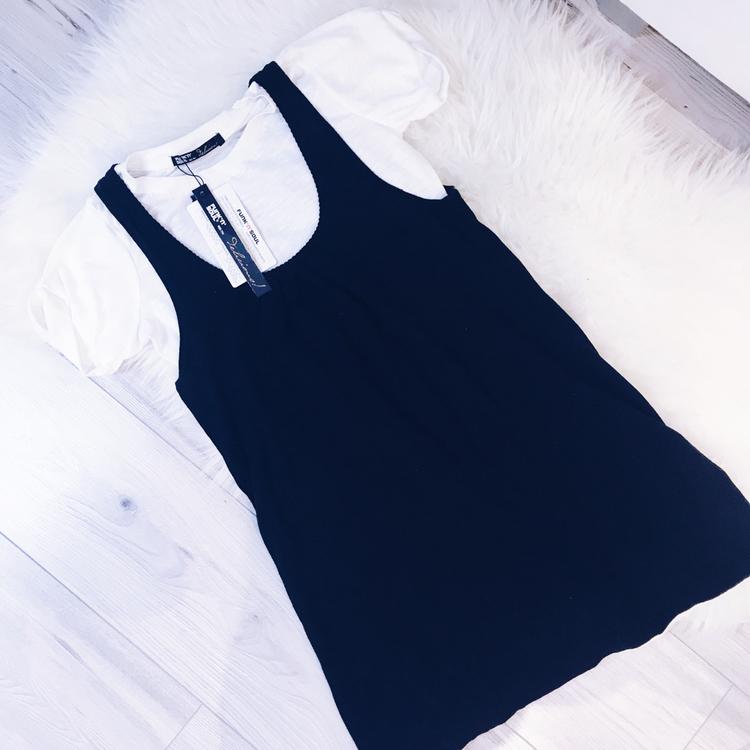 Sukienka T shirt casual