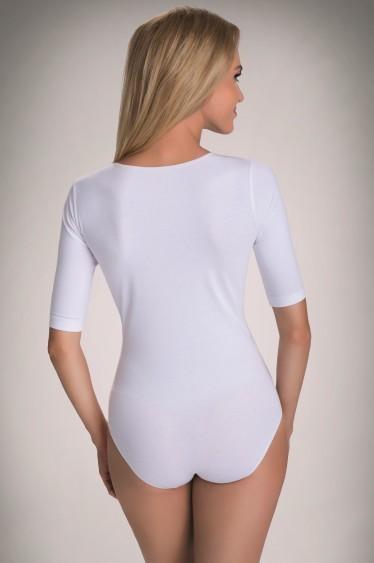 Body Dagmar Kolor Biały Rozmiar XL
