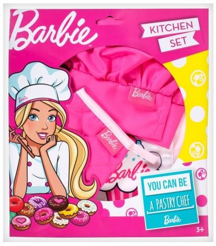 Zestaw Mały Kucharz Barbie