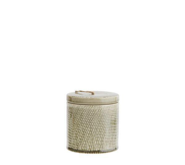 Madam Stoltz - pojemnik ceramiczny