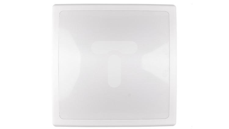 Plafoniera LED 12,4W kwadratowa z czujnikiem 4000 K SNAP PLUS biała 0273.17AB